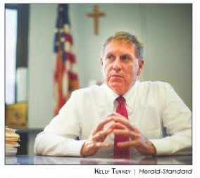Fayette County S District Attorney Richard Bower Mitch